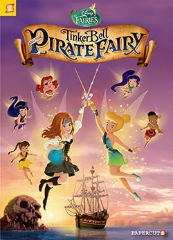 Disney Fairies 16: Tinker Bell and the Pirate Fairy (Hardcover)