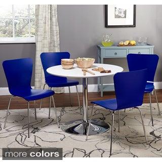 Simple Living Pisa Modern 5pc Dining Set