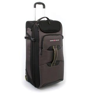 SwissGear Sierre II 30-inch Rolling Upright Suitcase