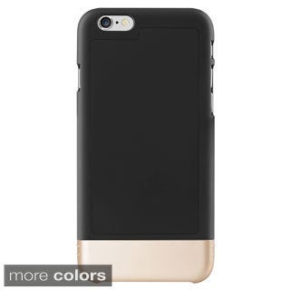 INSTEN TriTone Customized Hard Rubberized Matte PC Slim Protector Case for Apple iPhone 6 4.7-inch