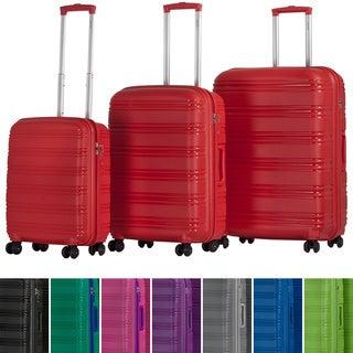 CalPak 'Cambridge' 3-piece Hardside Spinner Luggage Set