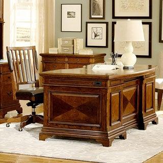 Ethan 66-inch Curved Executive Desk with Office Chair