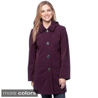 London Fog Women's Small Clip Walker Coat