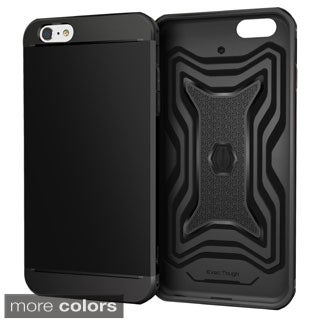 rooCASE Slim Fit Exec Tough Armor Hybrid Case for iPhone 6