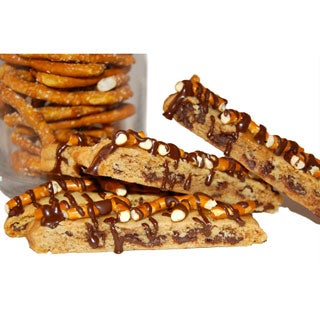 Made-to-order Fresh Sweet & Salty Biscotti Gift Set