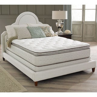 Spring Air Premium Collection Noelle Pillow Top California King-sized Mattress Set