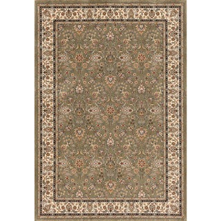 Christopher Knight Home Royal Emperor Green Area Rug (5'3x7'7)