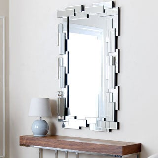 ABBYSON LIVING Delilah Rectangle Wall Mirror