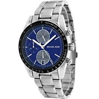 Michael Kors Men's MK8367 'Accelerator' Stainless Steel Watch