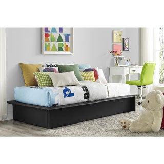 DHP Maven Upholstered Twin Platform Bed