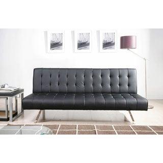 ABBYSON LIVING Milan Futon Sleeper Sofa Bed