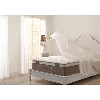 Art Van Puresleep 600 Series King-size Mattress Set
