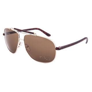 Tom Ford TF243 28J Adrian Unisex Aviator Sunglasses