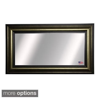 American Made Rayne Extra Large Stepped Antiqued Mirror