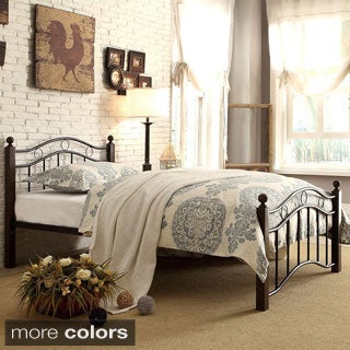 Adrian Twin Metal Platform Bed