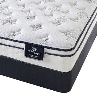 Serta Perfect Sleeper Incite Euro Top King-size Mattress Set