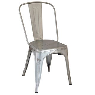Industrial Vintage Bistro Side Chair