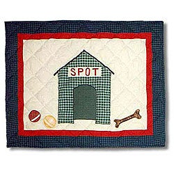 Dog House Pillow Sham