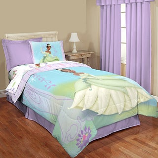 Princess and the Frog 'Vine' Twin 4-piece Bed in a Bag with Sheet Set