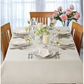 Cobblestone Woven Tablecloth