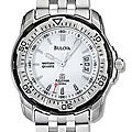 Bulova Millennia Men's Automatic Stainless Watch