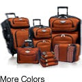 Travel Select by Traveler's Choice TS6950 Amsterdam II 8-piece Deluxe Packing Luggage Set
