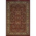 Red Sarouk Traditional Rug (5&#39;3 x 7&#39;3)