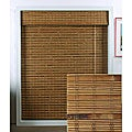 Dali Native Bamboo Roman Shade (34 in. x 54 in.)