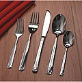 Lorenzo 'Ruby-SS' 72-piece Stainless Steel Flatware
