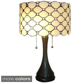 Tiffany-style Modern Table Lamp