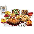 Anchor Hocking 32-piece Storage Bowl Set (Pack of 2)