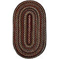 Watch Hill Multi-color Indoor/ Outdoor Braided Rug (5&#39; x 8&#39;)