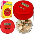 Ultimate Automatic Digital Coin-counting Savings Bank
