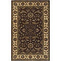 Hand-tufted Coliseum Wool Rug (6' x 9')