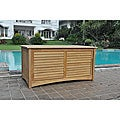 Teak Outdoor Storage Box