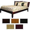 Scandinavia Standard King-size Platform Bed