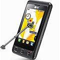 LG KP500 Cookie Quadband Unlocked GSM Touchscreen Cell Phone (Refurbished)