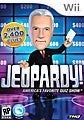Wii - Jeopardy