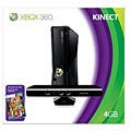 Xbox 360 - 4GB System with Kinect - By Microsoft
