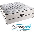Beautyrest Classic Reece Plush Euro-top King-size Mattress Set