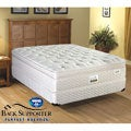 Spring Air Bromley Euro Top Back Supporter Queen-size Mattress Set