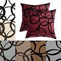 Nirvano 18-inch Decorative Pillows (Set of 2)