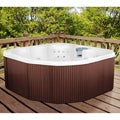 LifeSmart Sierra Rock Solid Series Plug and Play 5-person Spa