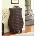 Croc 7-drawer Wood Armoire