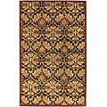 Hand-tufted Reminiscent Wool Rug (8' x 11')