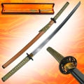 Forged Steel 40-inch Samurai Sword