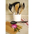 Kitchen Utensil 10-piece Set with Ceramic Holder