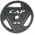 CAP Barbell 45 lb Olympic Grip Plate