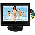 Pyle 12 Volt RV/Car/Truck/Boat 19'' Hi-Definition LCD TV w/Built-in DVD Player (Refurbished)