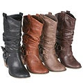 Story Women&#39;s &#39;Wild&#39; Mid-calf Cowboy Boots